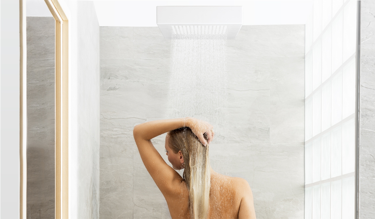 Aktuelles Der Erste Duschkopf Mit Dem 3 Effekt Dream Shower